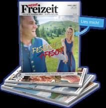 Wohnen&Leben ist das regionale Lifestyle-Magazin im Raum Gail-, Gitsch-, Lesachtal sowie am Weissensee